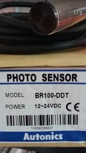 Sensor Fotoelectrico Br100-ddt Autonics
