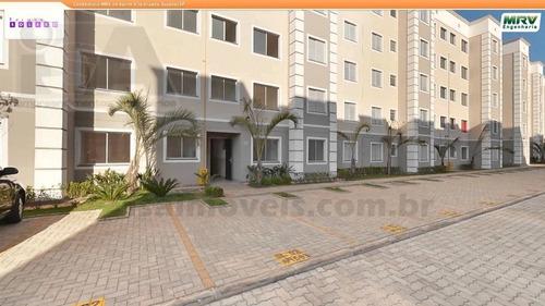 Apartamento Em Parque Santa Rosa  -  Suzano - 2639