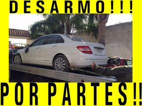 Desarmo Mercedes C280 C350 C200 C180 C300 Clase C Clase E
