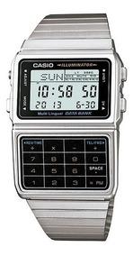 Relogio Casio Dbc-611 Agenda Databank Calculadora 5 Alarmes