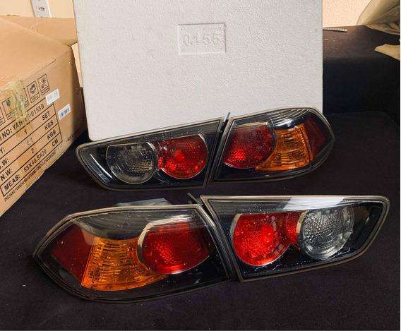 Mitsubishi Lancer 2.0 Gt Cvt 4p 2011
