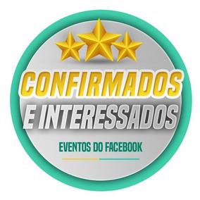 Confirmados E Interessados No Evento Envio Rápido 2019