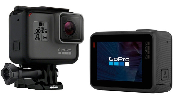 Camera Gopro Hero 5 Black 4k A Prova D