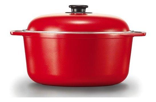 Olla Cacerola 28cm Cucina Donna Avon - 7 Litros - Mendoza