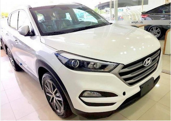 Hyundai New Tucson Gls 1.6 Tb Aut Teto 0km2020 Sem Placas
