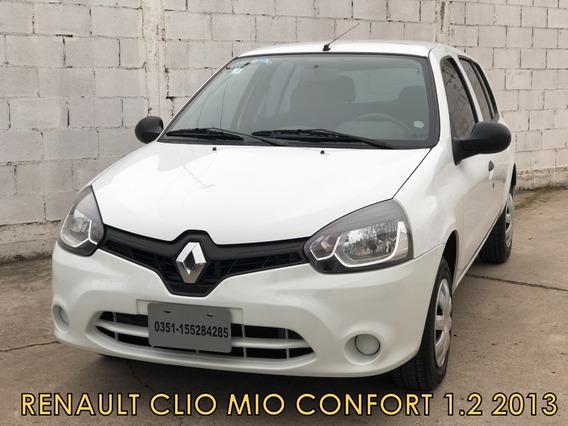Renault Clio Mio 1.2 Confort 5p 2013 *financio*recibo Menor*