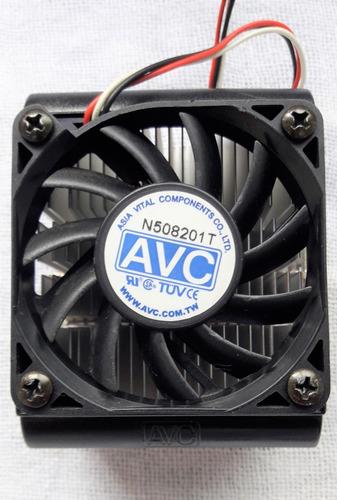 Cooler Para Pc Avc N508201 T