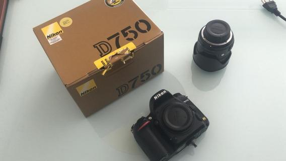 Camera Nikon D750 (nova)
