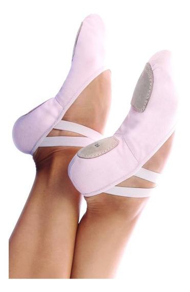 Sapatilha 1/2 Ponta Dança Ballet - Glove Foot Strech