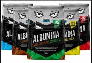 Kit 5 X Albumina Proteina Pura 2,5 Kg , Massa Muscular
