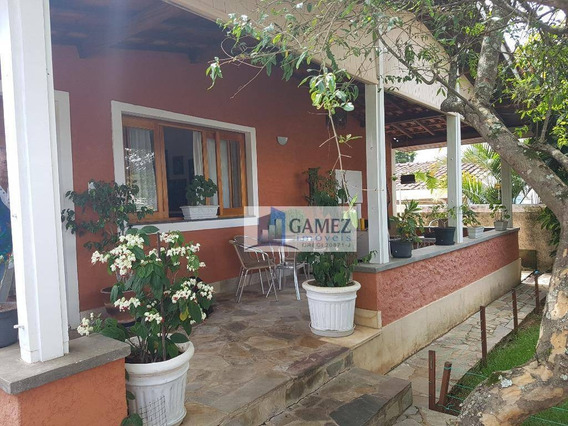 Casa Com 2 Dormitórios À Venda, 160 M² Por R$ 600.000 - Jardim Floresta - Atibaia/sp - Ca0986