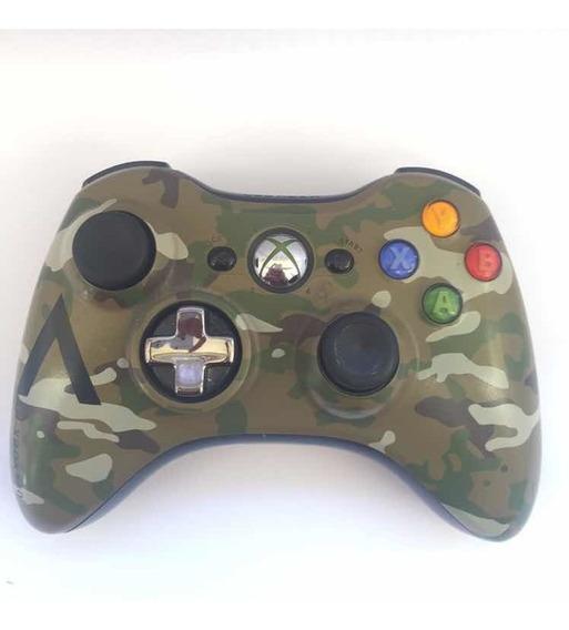 Control De Xbox 360(camuflajeado)