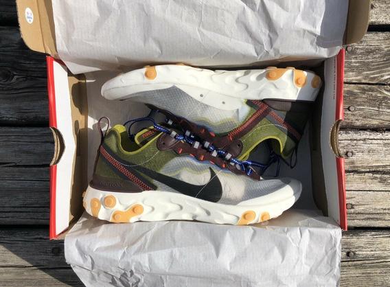 Zapatillas Nike React Element 87 (vapormax,720,lebron,airmax