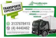Transporte De Muebles En Todo Colombia