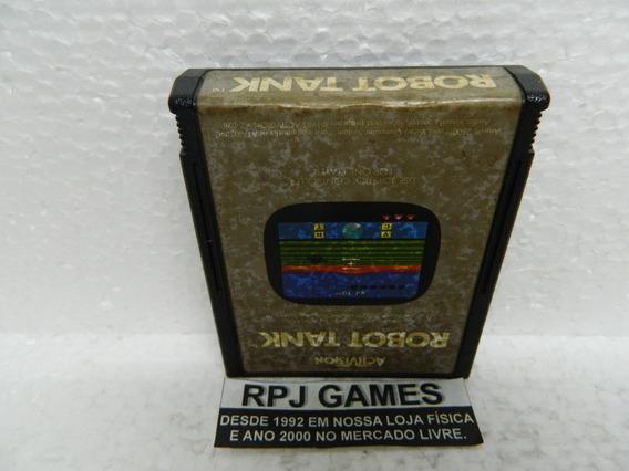 Robot Tank Original Da Activision P/ Atari - Loja Centro Rj
