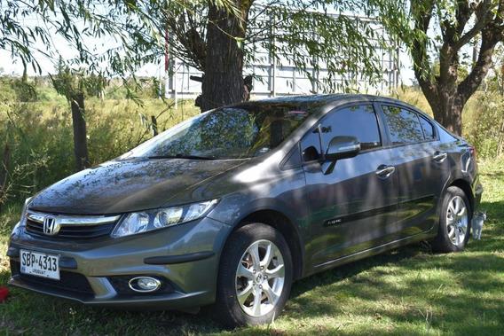 Honda Civic 1.8 Exs Mt 2013