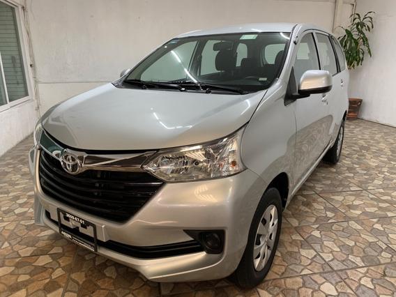 Toyota Avanza Extremadamente Nueva Poco Kilometrajeservicios