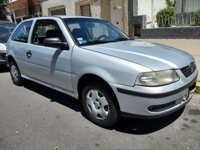 Volkswagen Gol 1.6, Lamy, Segundo Dueño. Muy Pocos Km