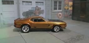Ford Mustang Mach 2014 Super Treasure Hunt Hot Wheels Loose
