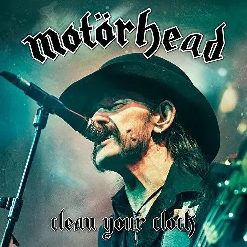 Motorhead - Clean Your Clock - 2 Lp