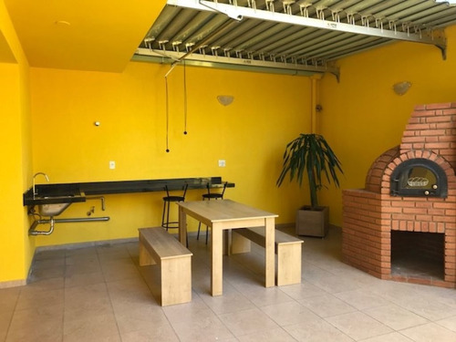 Imagem 1 de 13 de Sobrado 3 Dormitórios Vila Pires - Sa - Mv5682