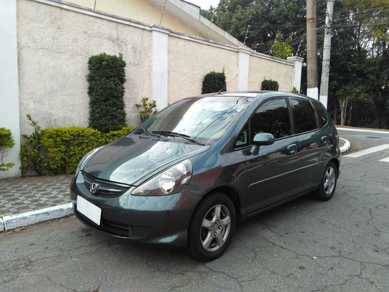Honda Fit Lx 1.4 Flex, 2008 Completo