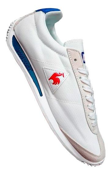 Zapatillas Lecoq Sportif Blanco Hombre Tenis Importados