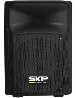 Bafle 8 Amplificado Skp Sk-1pbk Bt Usb Sd Mp3 100w Rms