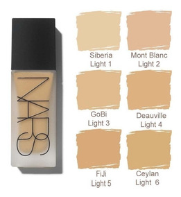Base Nars All Day Luminous Original Varias Cores