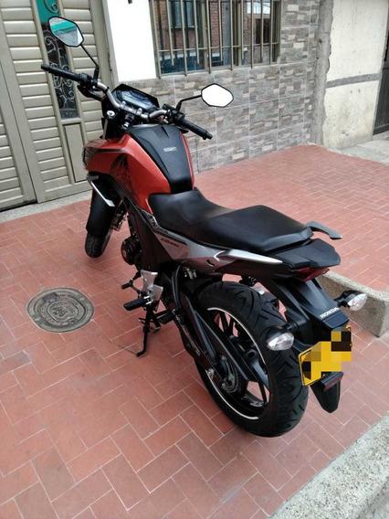 Honda Cb160f Precio Negociable.