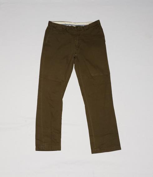 Pantalon Polo Ralph Lauren 34 X 32 Café Original