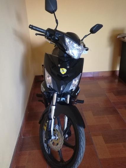 Moto S Senda Leo 110 Semiautomática