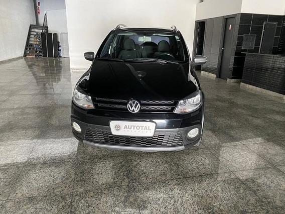 Volkswagen Crossfox Crossfox 1.6 Mi Total Flex 8v 5p