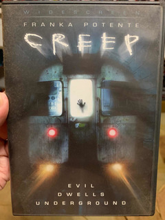 Dvd Creep / La Criatura