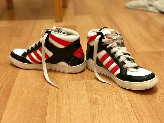 Zapatillas Mujer adidas Importada Botitas