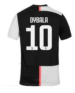 Camisa Juventus 2019 2020 - Dybala 10, Pronta Entrega
