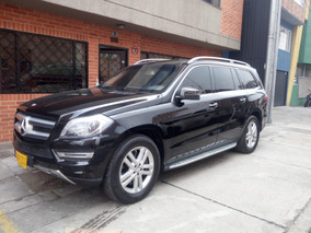 Mercedes-benz Gl 500 Mod 2016 Blindada Nivel 3