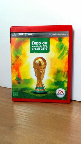 Fifa World Cup 2014 Copa Do Mundo Brasil Ps3 Usado