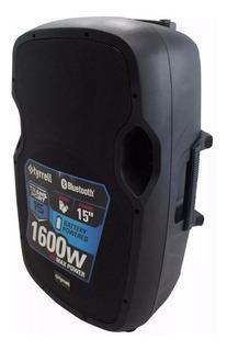 Parlante Bluetooth Portatil Tyrrell Transport 15 Pulg Usb