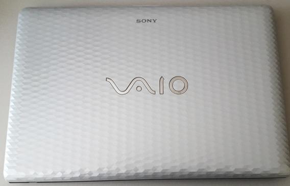 Notebook Sony Vaio Core I3 64 Bits Super Novo