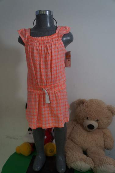 Vestido Para Niña Marca Carters 88851052 Importado Msi