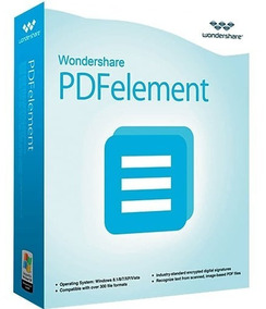 Wondershare Pdf Element 6.8.8 + Editor Ocr Português