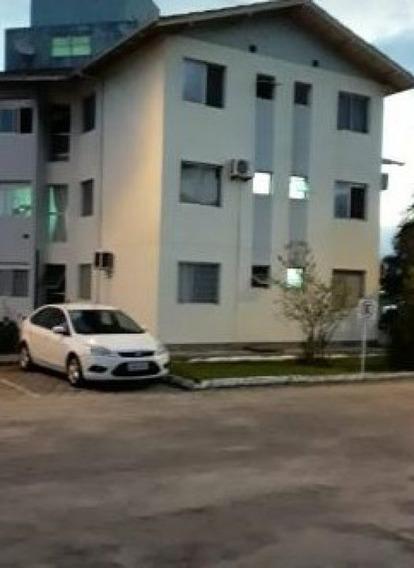 Apartamento Em Centro, Palhoça/sc De 48m² 2 Quartos À Venda Por R$ 120.000,00 - Ap372179