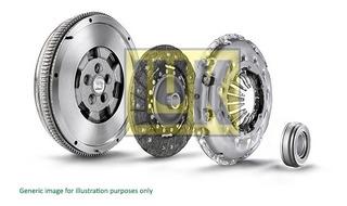 Kit Clutch Embrague Y Volante Luk Audi A4 1.8t Motor Cdha