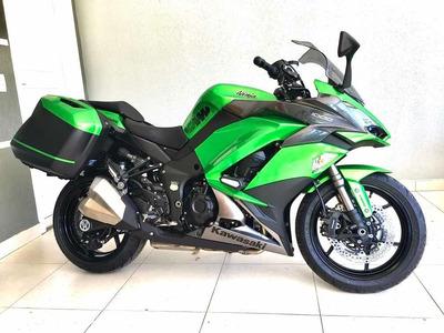 Kawasaki Ninja 1000 Tourer Abs Envelopada Desde 0km