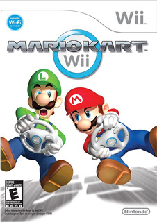 Juego Mario Kart - Nintendo Wii