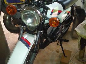 Yamaha Tt 125 1984, Raridade Toda Original Restaurada
