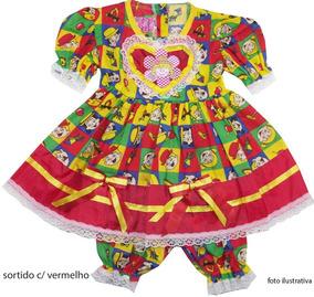 Vestido De Festa Junina 1/4 903