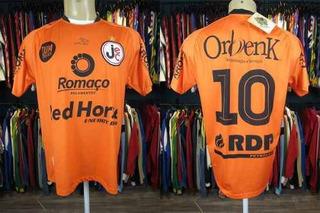 Joinville 2013 Terceira Camisa Tamanho M Número 10.