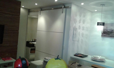Apartamento Residencial À Venda, Granja Julieta, São Paulo. - Ap2017